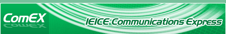 IEICE Communications Express