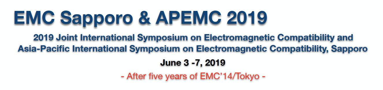 EMC Sapporo & APEMC 2019 | HOME