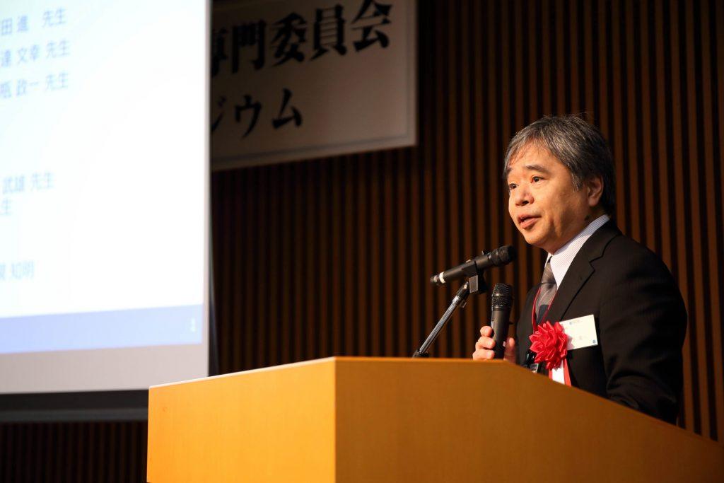 第十八代委員長 村田先生